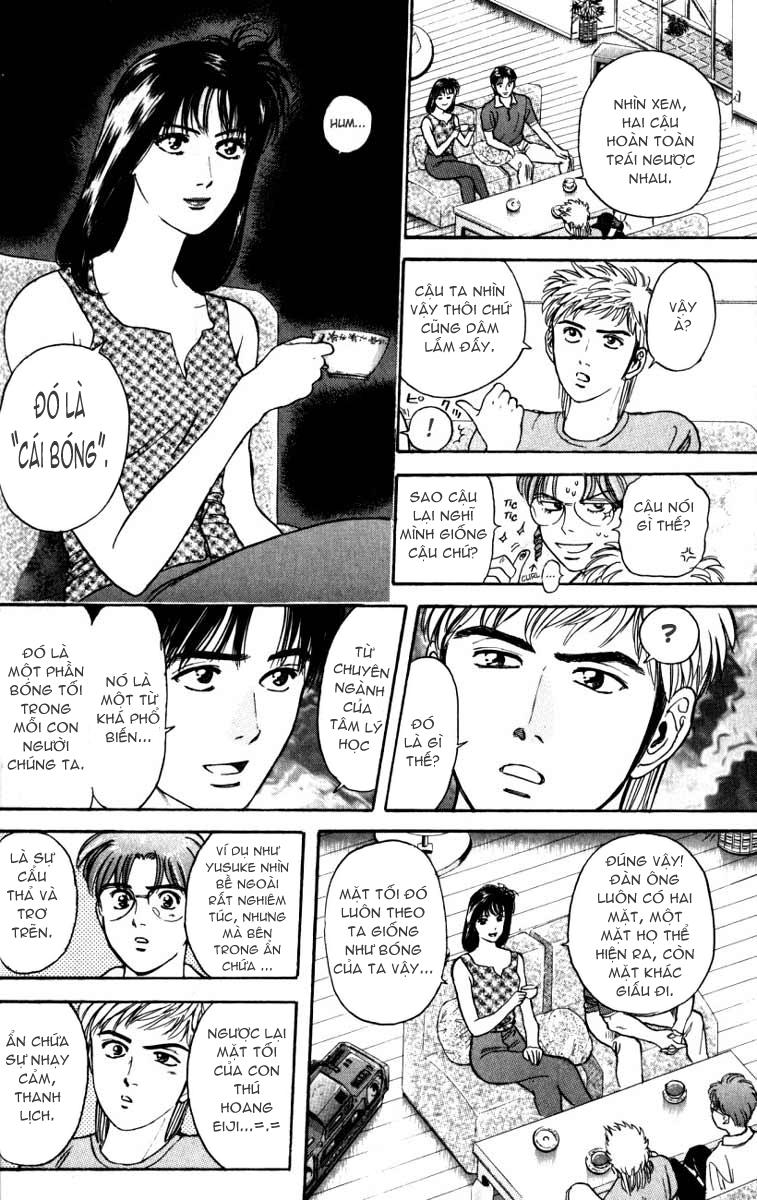 Psychometrer Eiji chapter 19 trang 10
