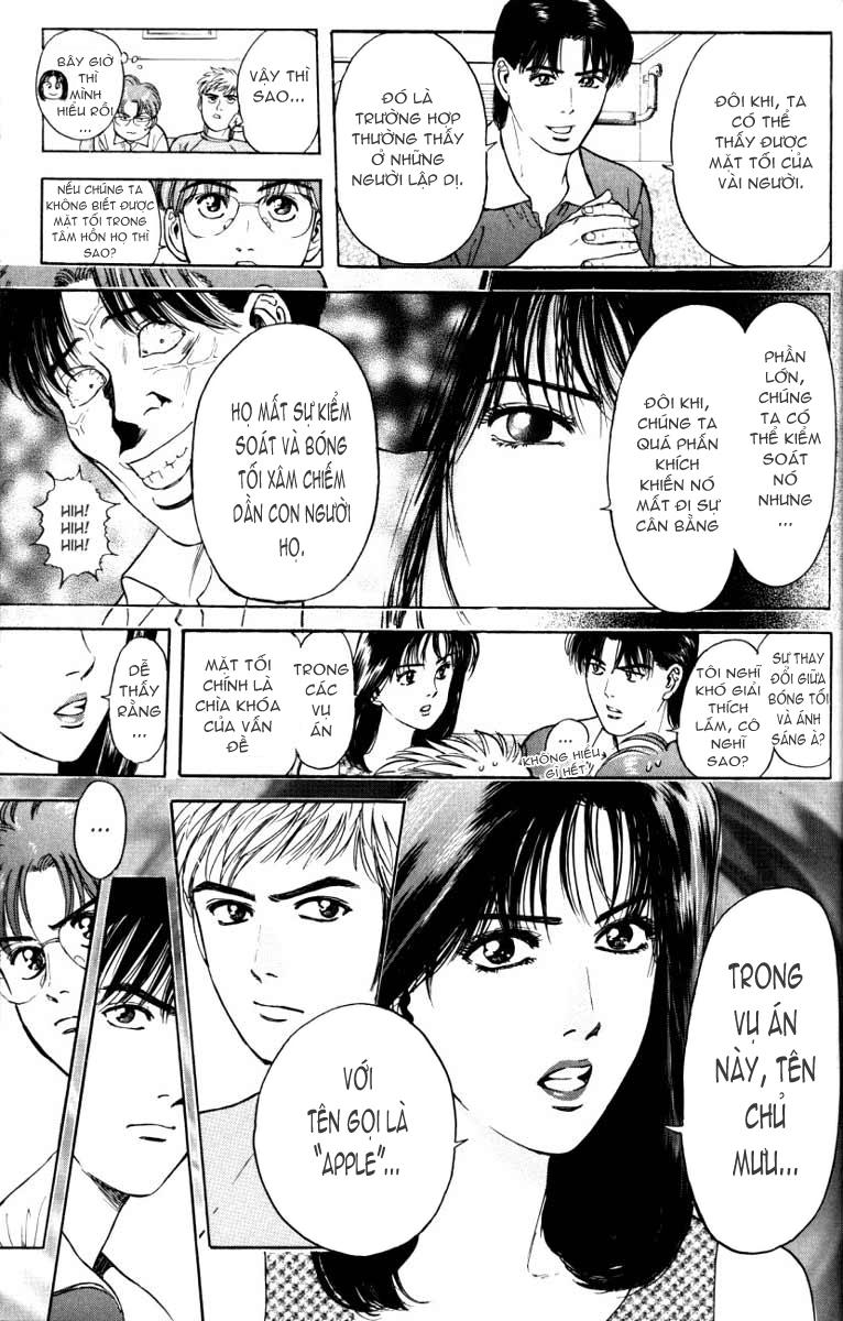 Psychometrer Eiji chapter 19 trang 11