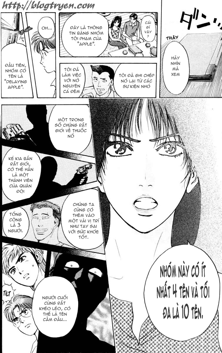 Psychometrer Eiji chapter 19 trang 12