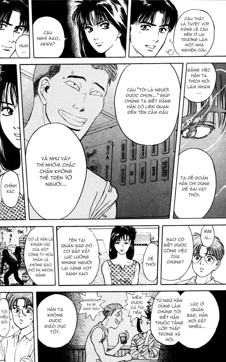 Psychometrer Eiji chapter 19 trang 14