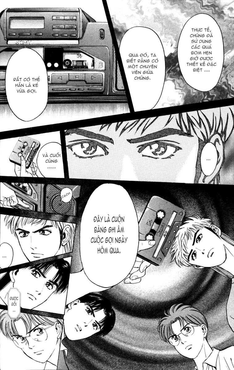Psychometrer Eiji chapter 19 trang 18