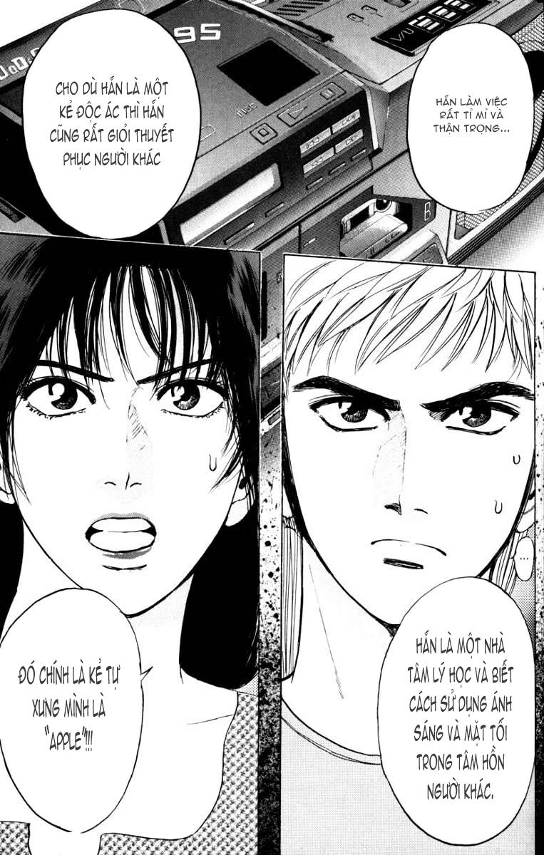 Psychometrer Eiji chapter 19 trang 21