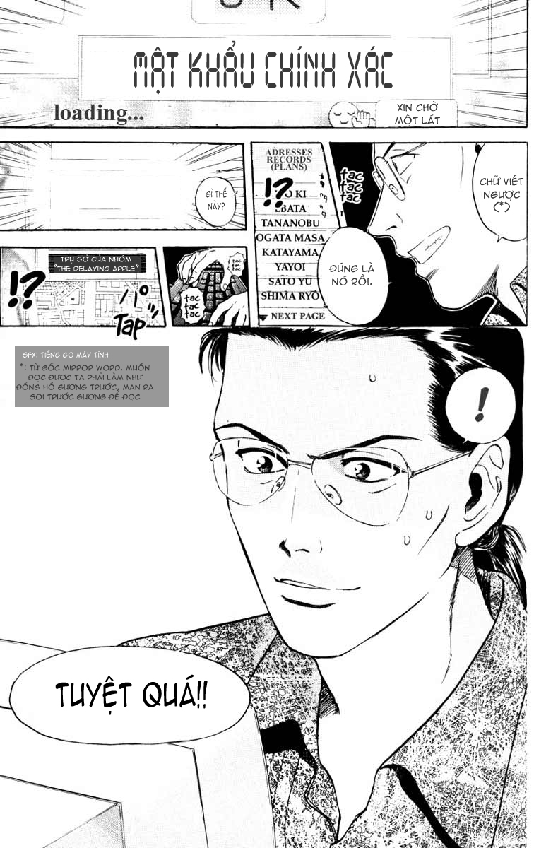 Psychometrer Eiji chapter 19 trang 23