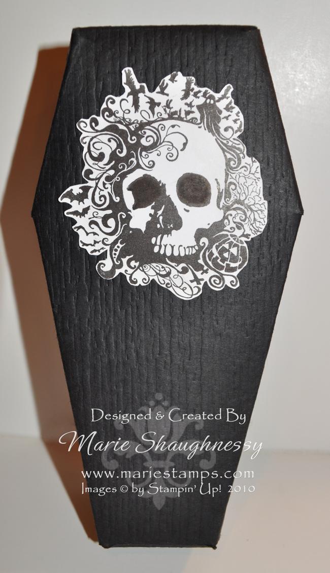 Halloween Coffin Dimensions