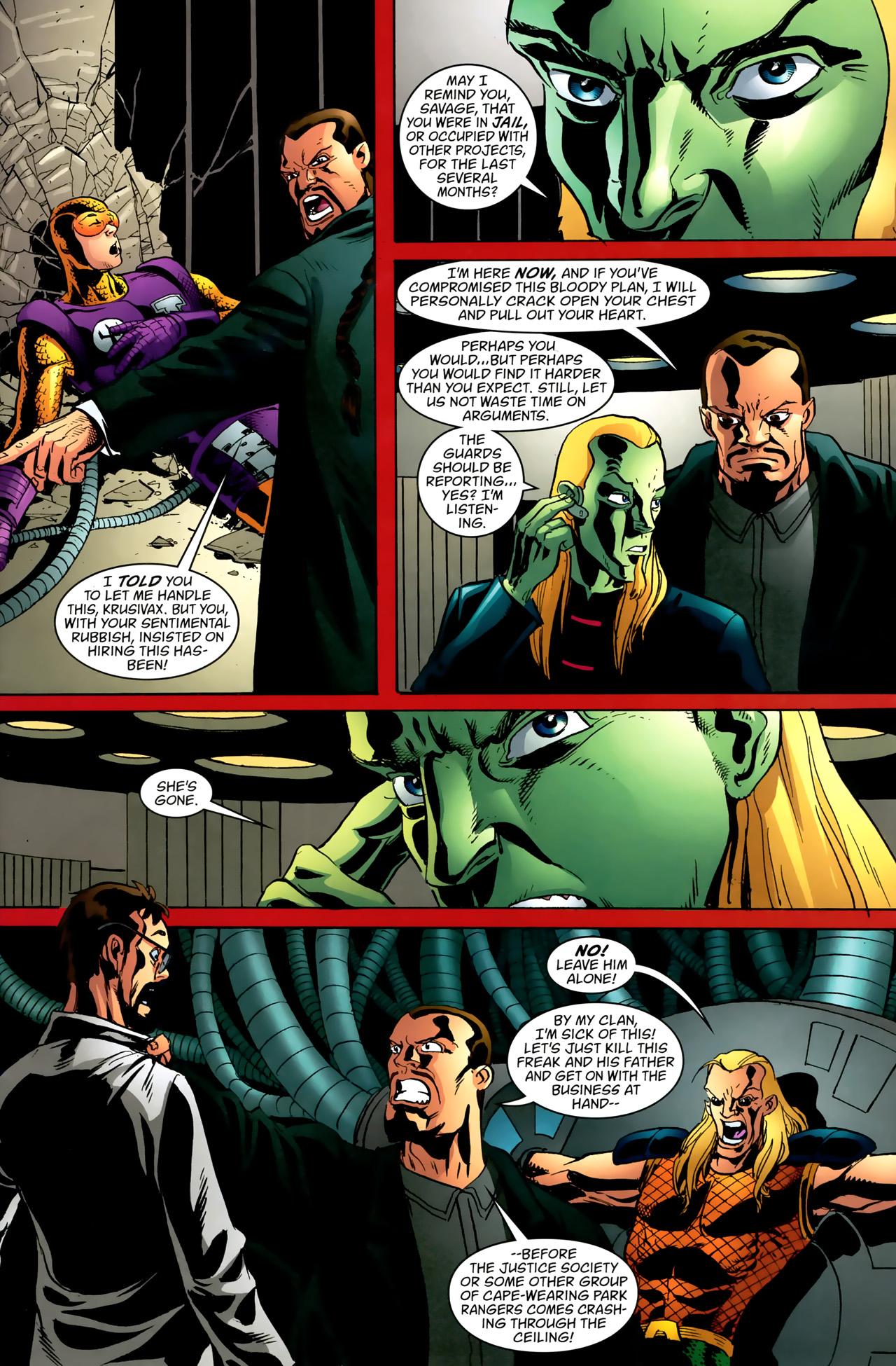 Read online Aquaman: Sword of Atlantis comic -  Issue #55 - 4