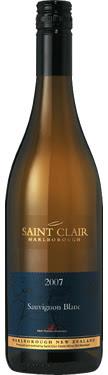 St Clair marlborough Sauvignon Blanc, 2007