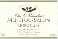 2006 Domaine Henry Pelle Menetou-Salon