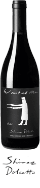 Wanted Man Shiraz/Dolcetto 2006 Tasting Notes