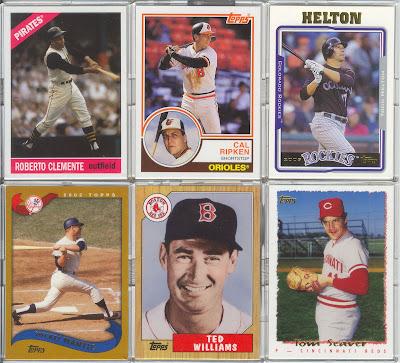 Bdj610s Topps Baseball Card Blog Topps Insert Sets Found