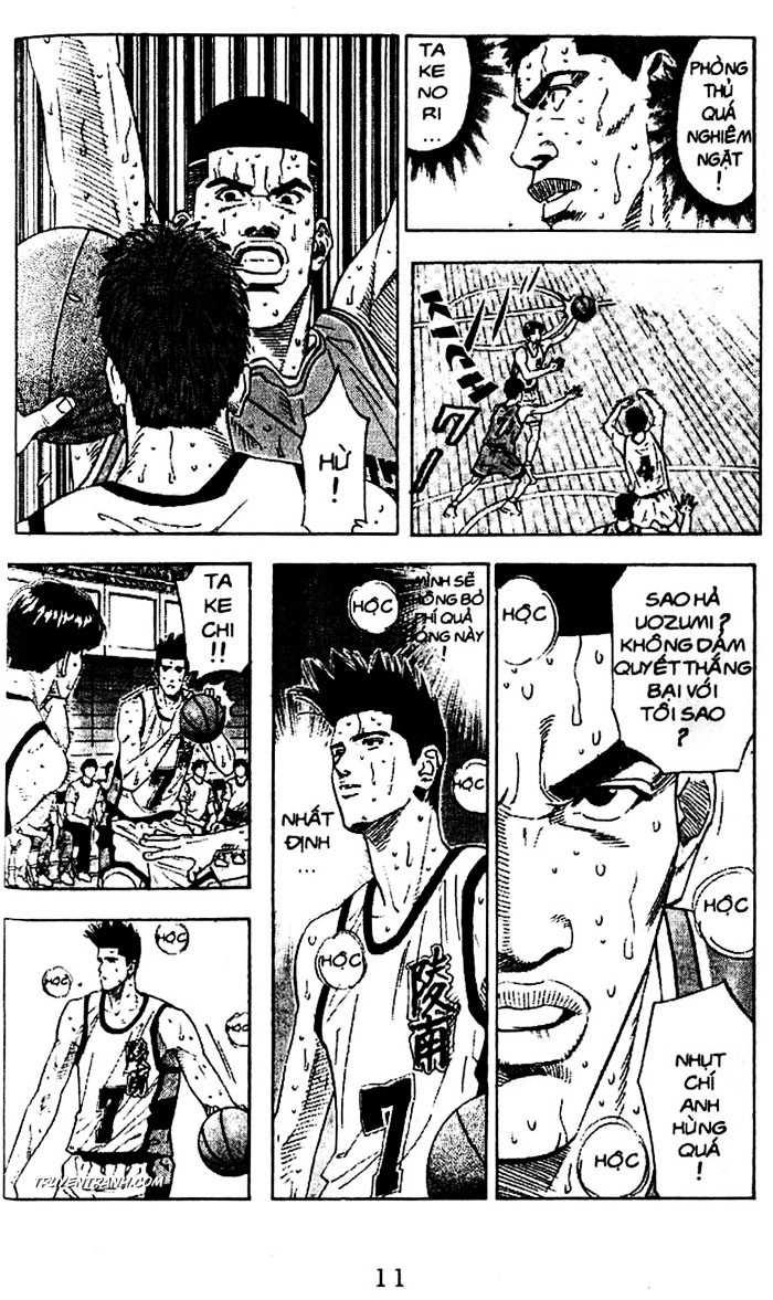 Slam Dunk chap 173 trang 5