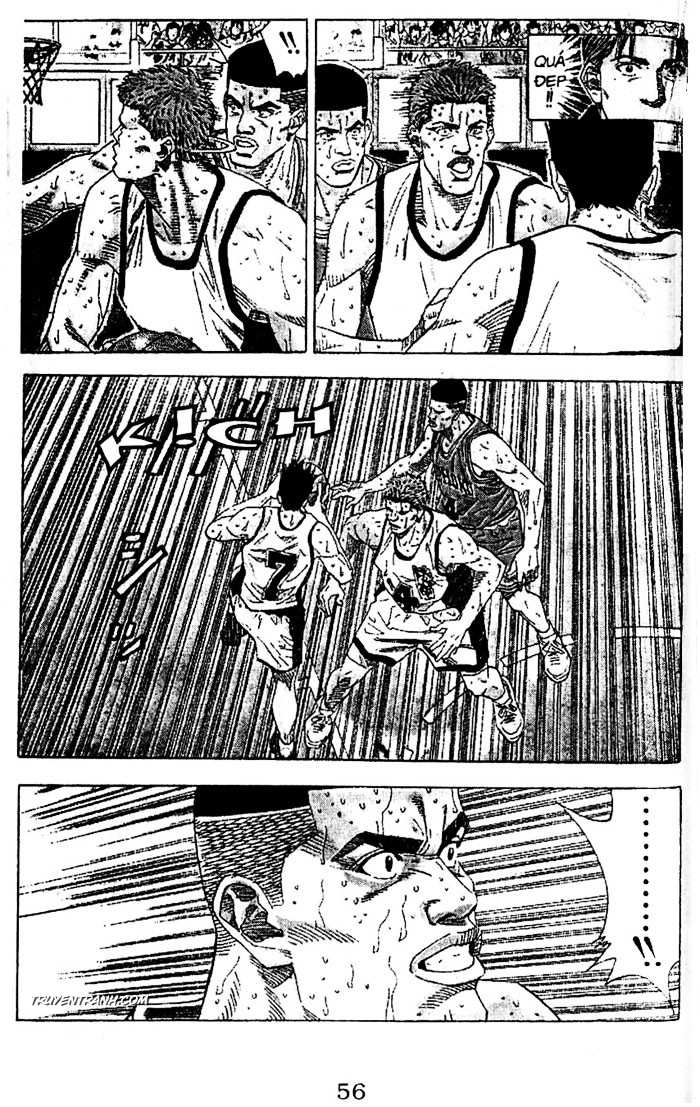 Slam Dunk chap 175 trang 9