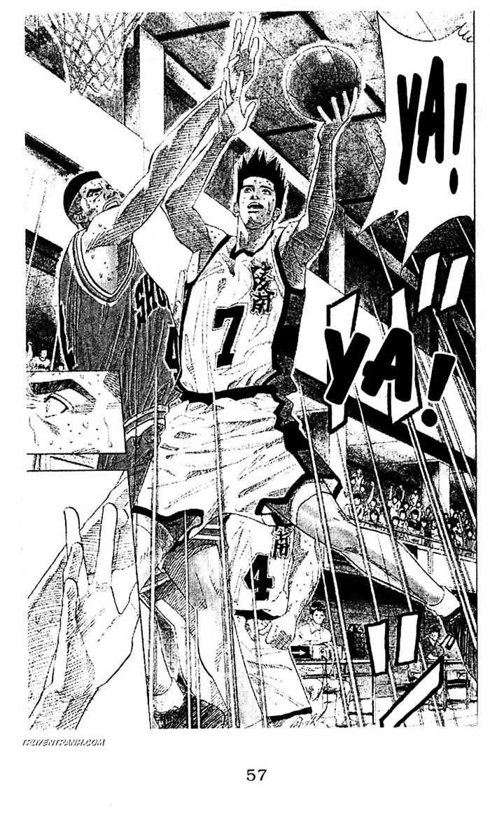 Slam Dunk chap 175 trang 10