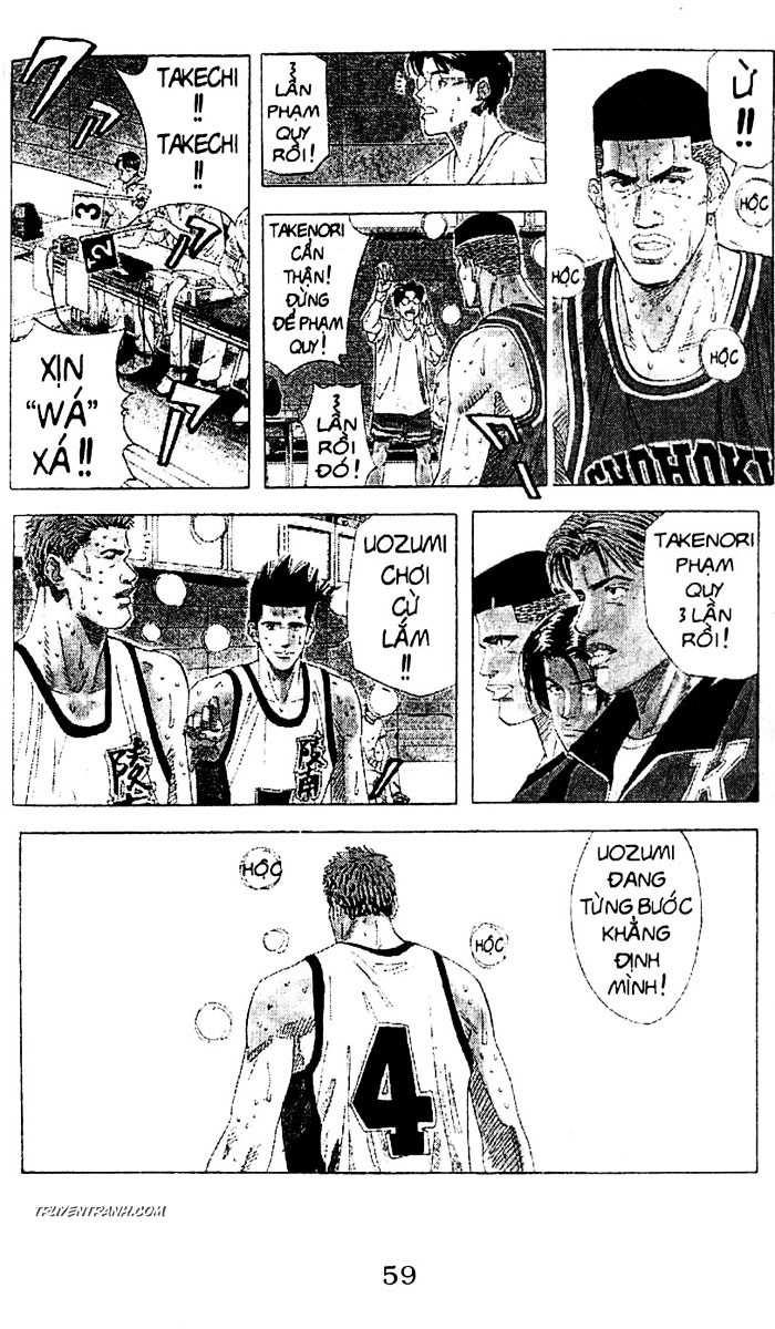 Slam Dunk chap 175 trang 12