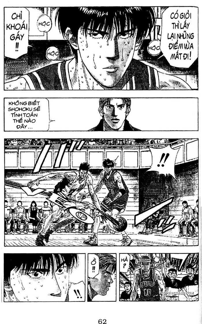 Slam Dunk chap 175 trang 15