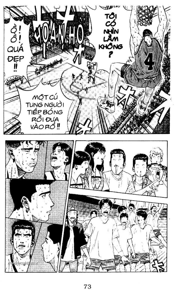 Slam Dunk chap 168 trang 15