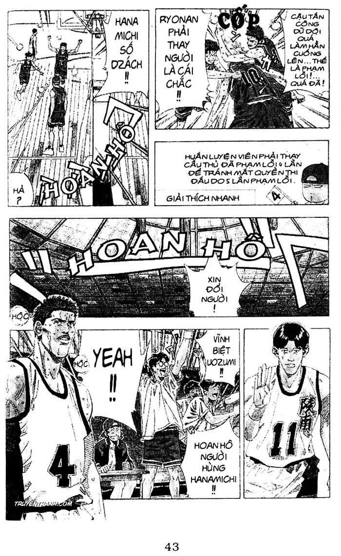 Slam Dunk chap 167 trang 4