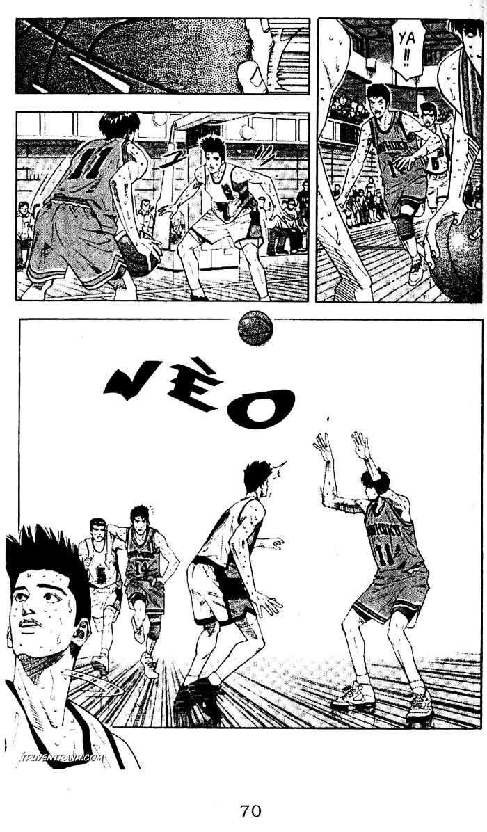 Slam Dunk chap 168 trang 13