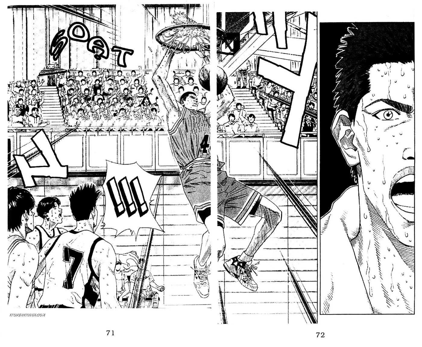 Slam Dunk chap 168 trang 14