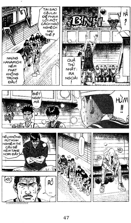 Slam Dunk chap 167 trang 8