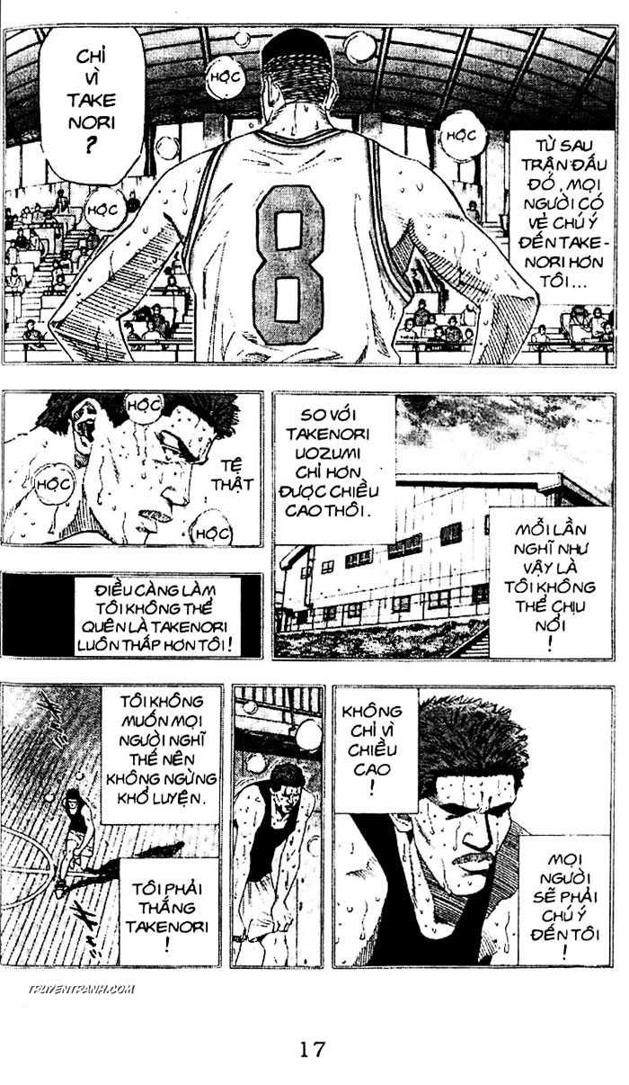 Slam Dunk chap 173 trang 11