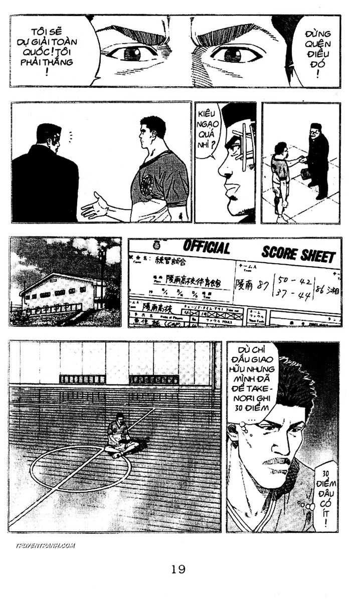 Slam Dunk chap 173 trang 13