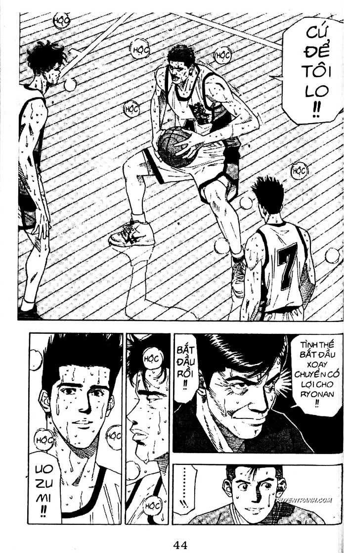 Slam Dunk chap 174 trang 18