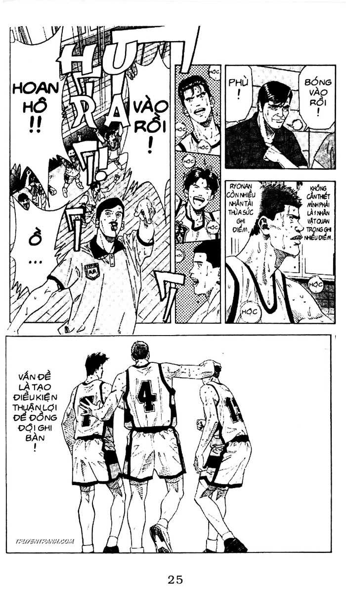 Slam Dunk chap 173 trang 18