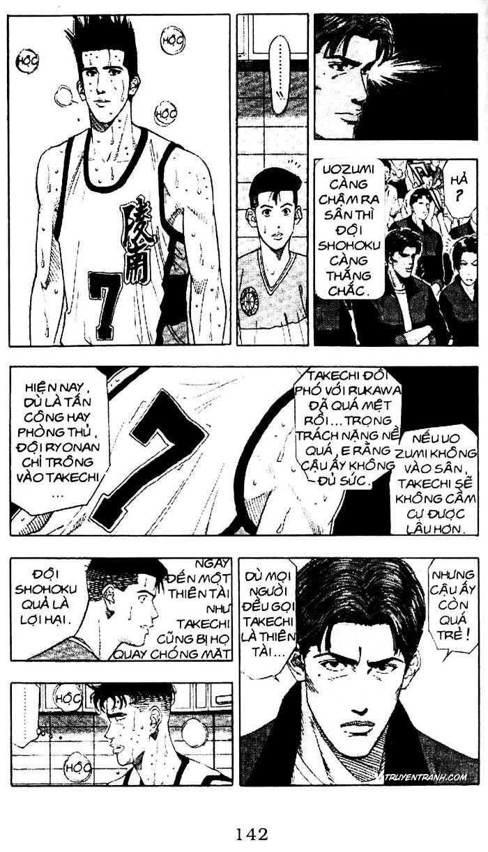 Slam Dunk chap 172 trang 6