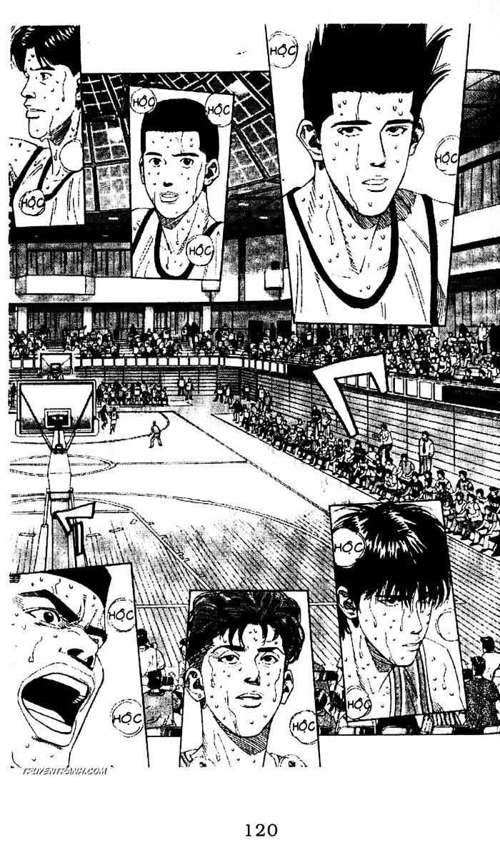 Slam Dunk chap 171 trang 4