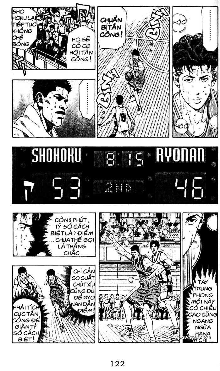 Slam Dunk chap 171 trang 6