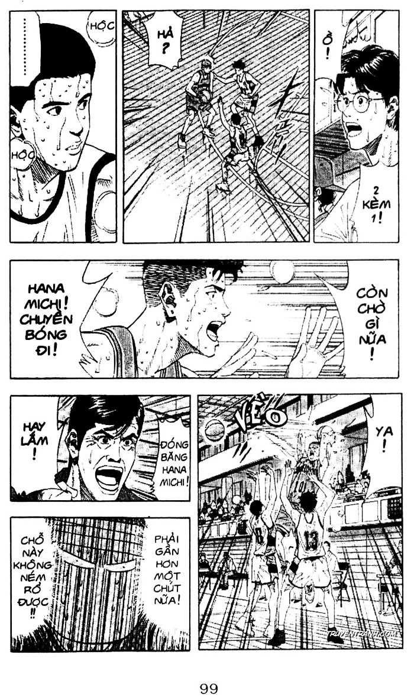Slam Dunk chap 170 trang 3