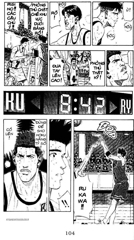 Slam Dunk chap 170 trang 8