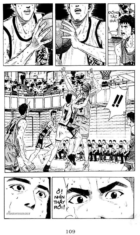 Slam Dunk chap 170 trang 13