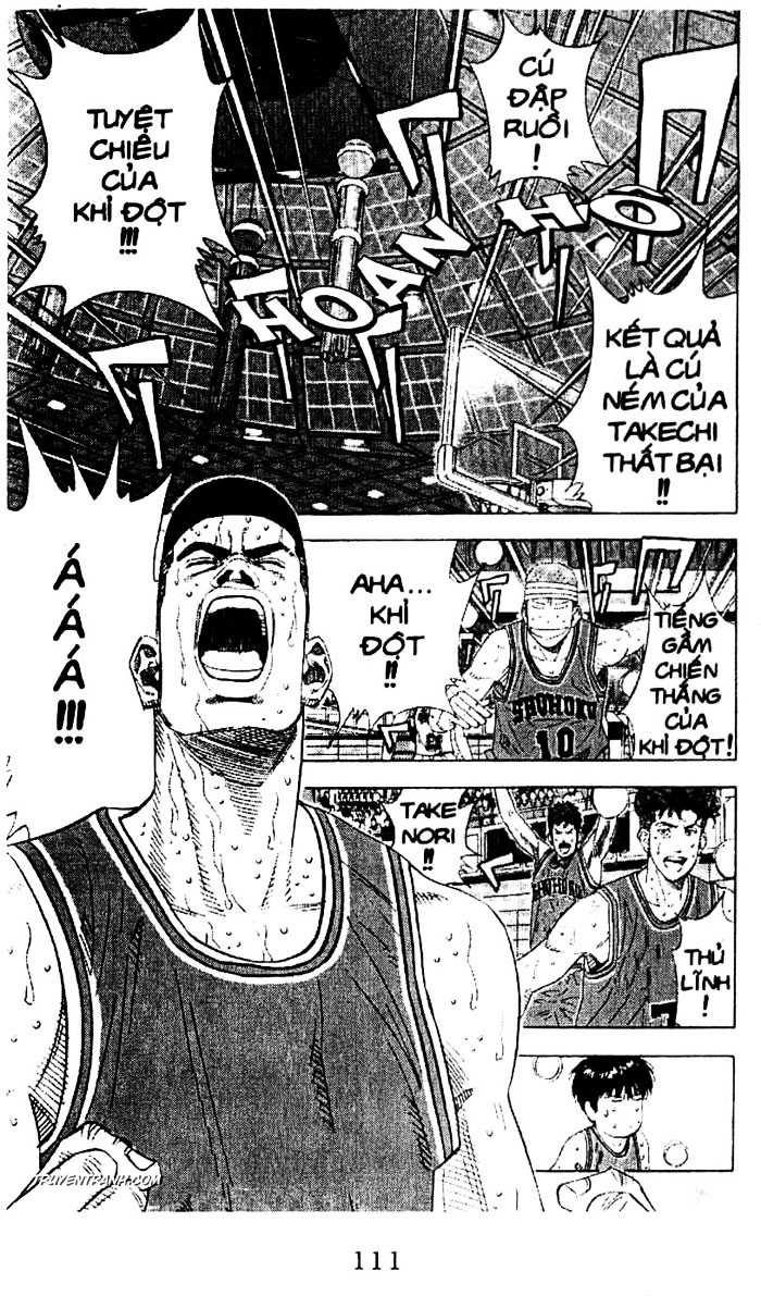 Slam Dunk chap 170 trang 15