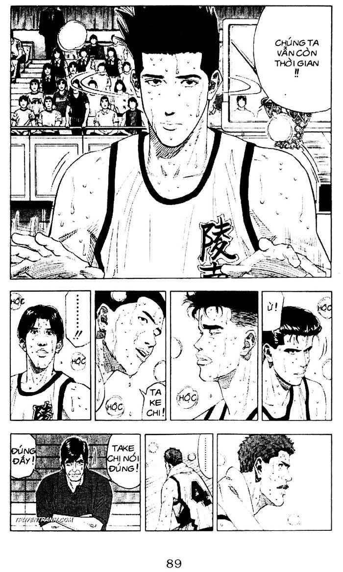 Slam Dunk chap 169 trang 13
