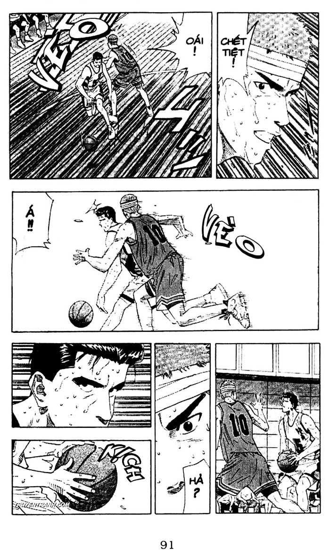 Slam Dunk chap 169 trang 15