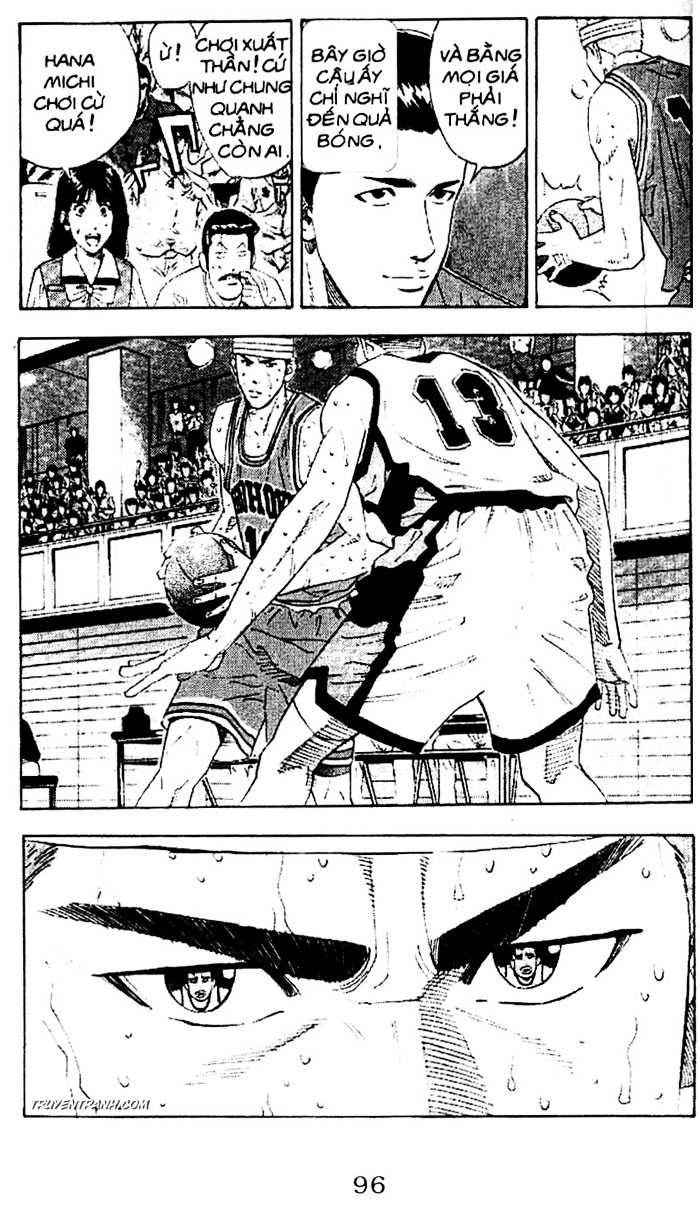 Slam Dunk chap 169 trang 20