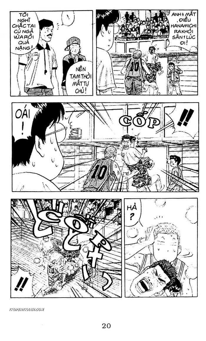 Slam Dunk chap 158 trang 6