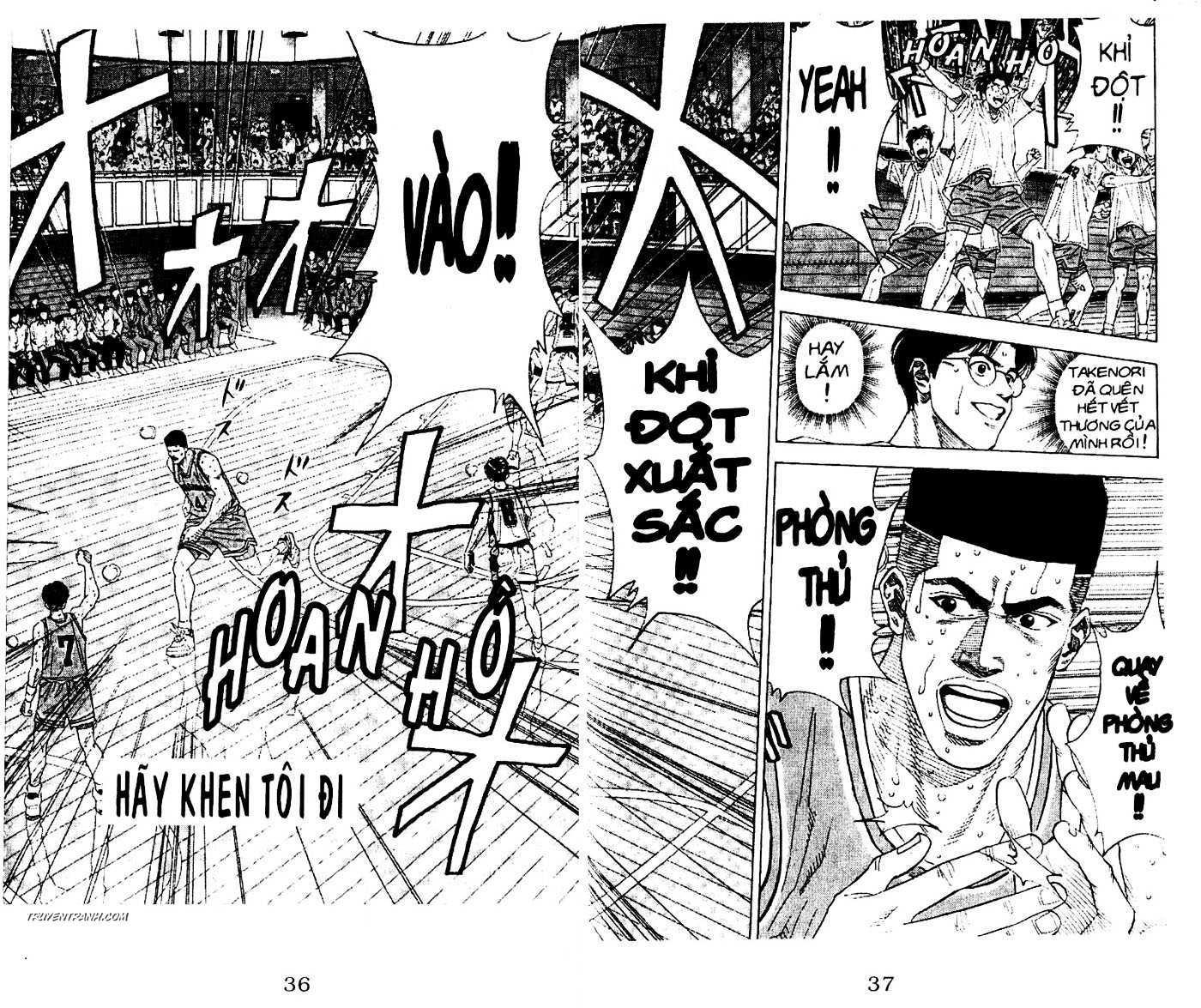 Slam Dunk chap 159 trang 2