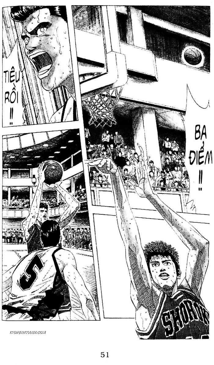 Slam Dunk chap 167 trang 12