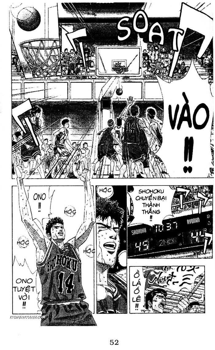 Slam Dunk chap 167 trang 13