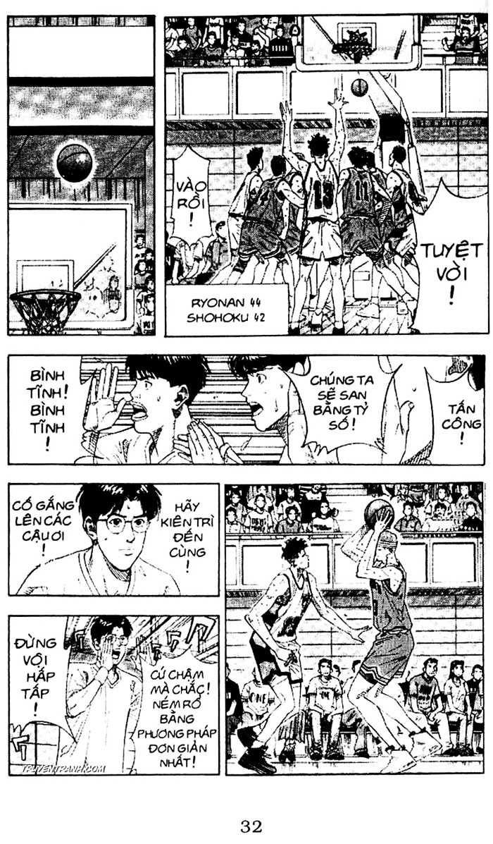 Slam Dunk chap 166 trang 12