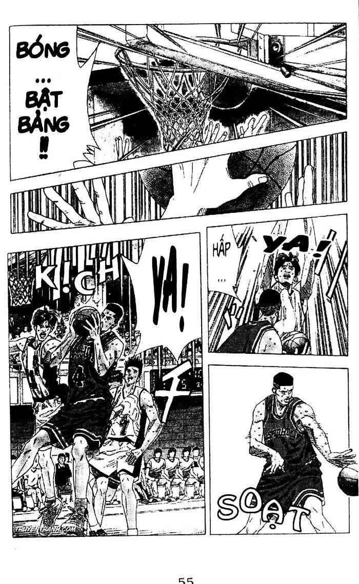 Slam Dunk chap 167 trang 16