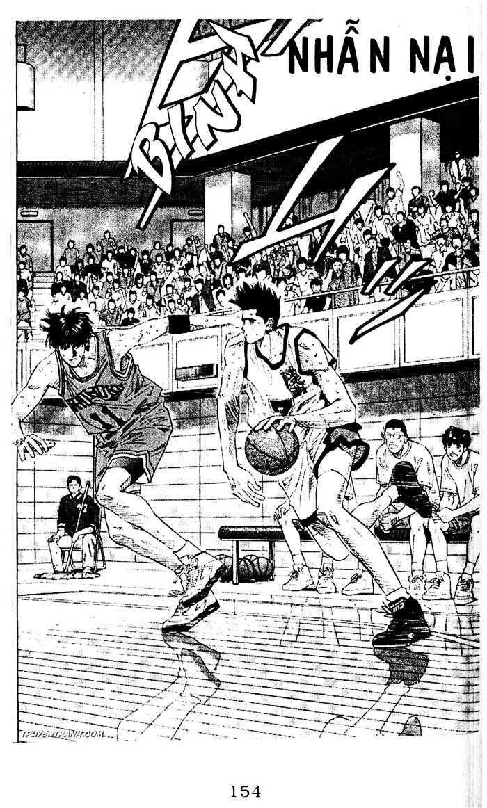 Slam Dunk chap 165 trang 3