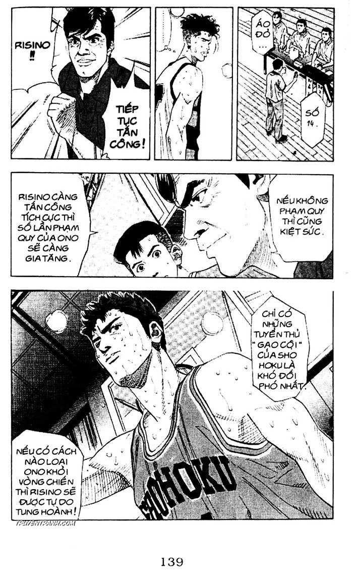 Slam Dunk chap 164 trang 8