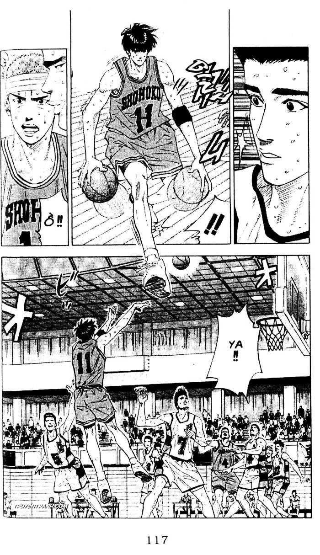 Slam Dunk chap 163 trang 5