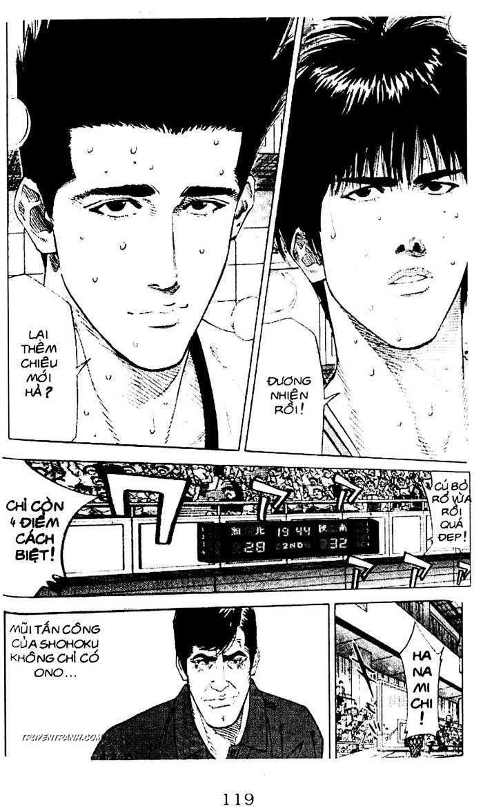 Slam Dunk chap 163 trang 7