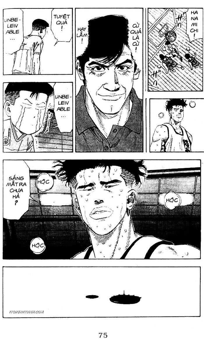 Slam Dunk chap 161 trang 3