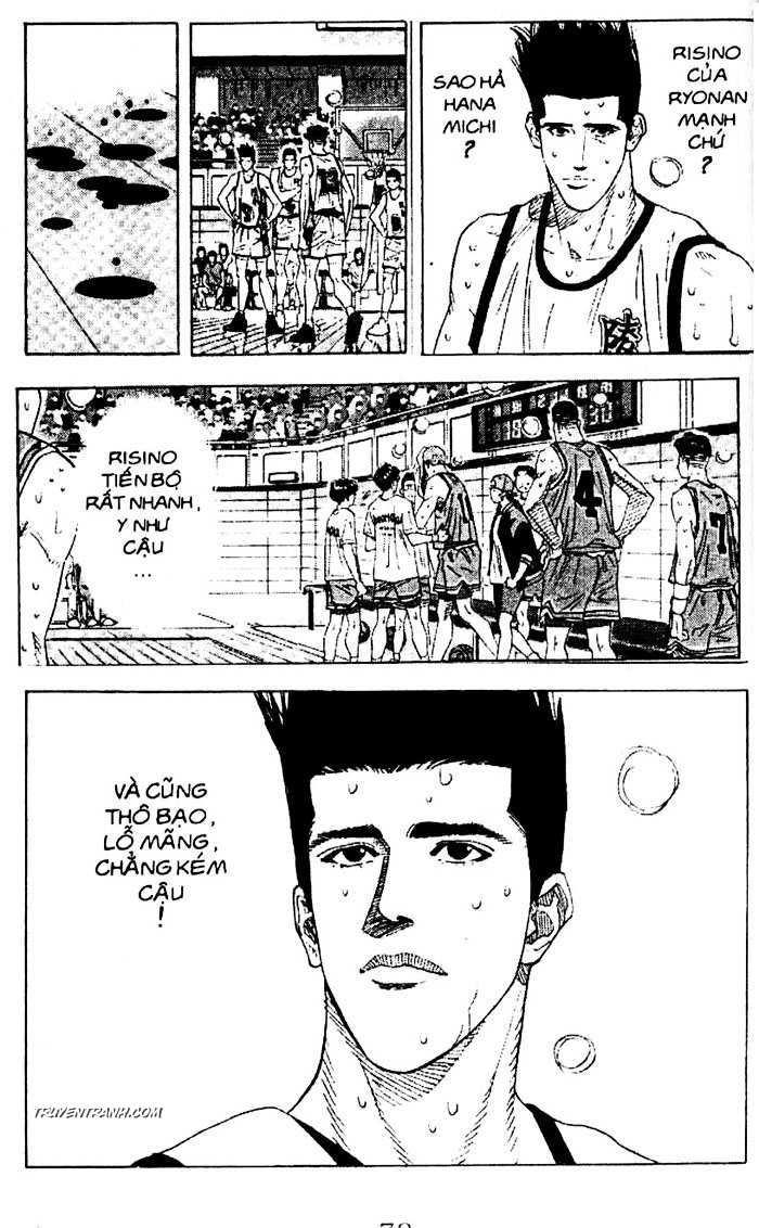 Slam Dunk chap 161 trang 6
