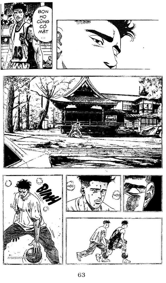 Slam Dunk chap 160 trang 8